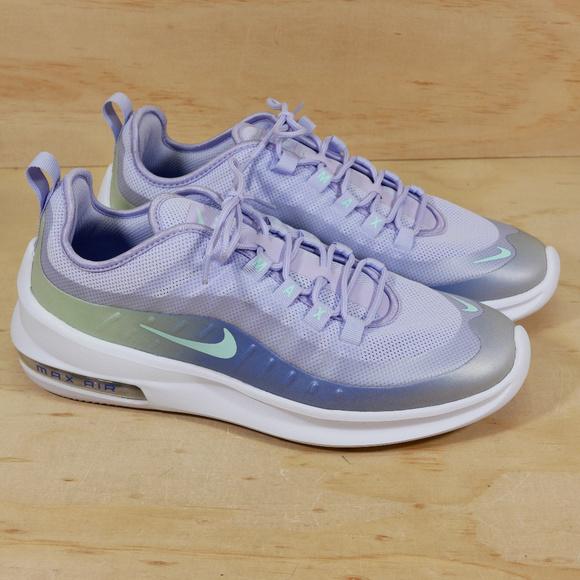Nike Air Max Axis Premium White Purple Teal NEW